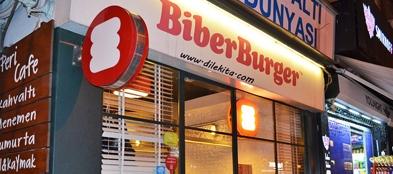 Biber Restoran Bomonti