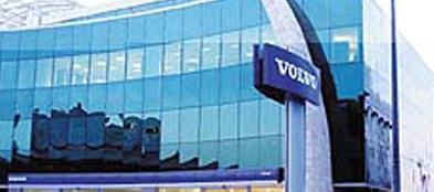 Volvo Ankara Showroom