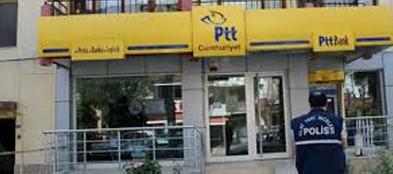 PTT şubeleri